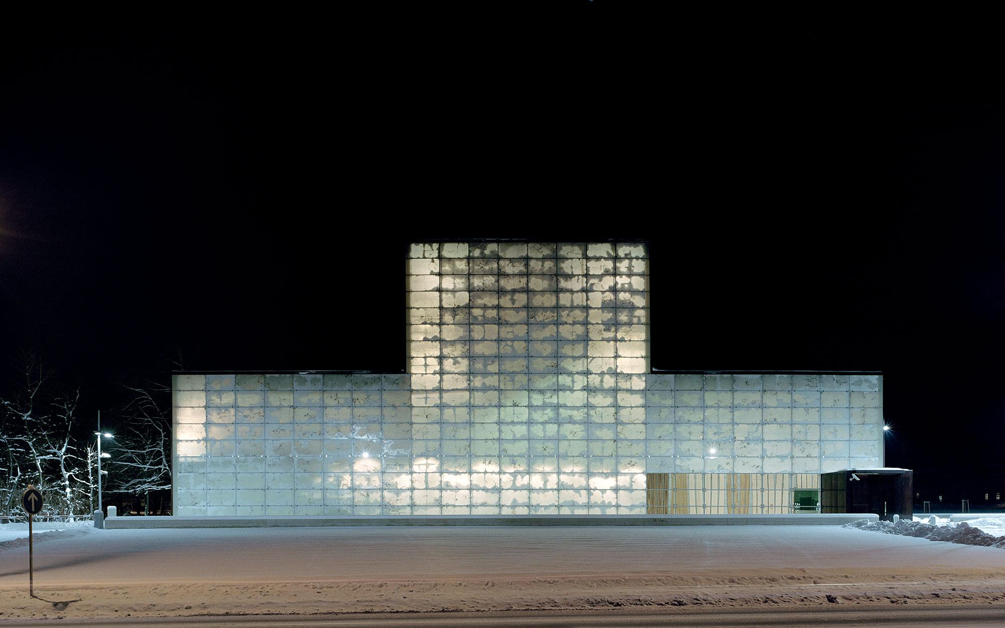 New Headquarters for the Deutsche Bundesbank in Chemnitz, Germany