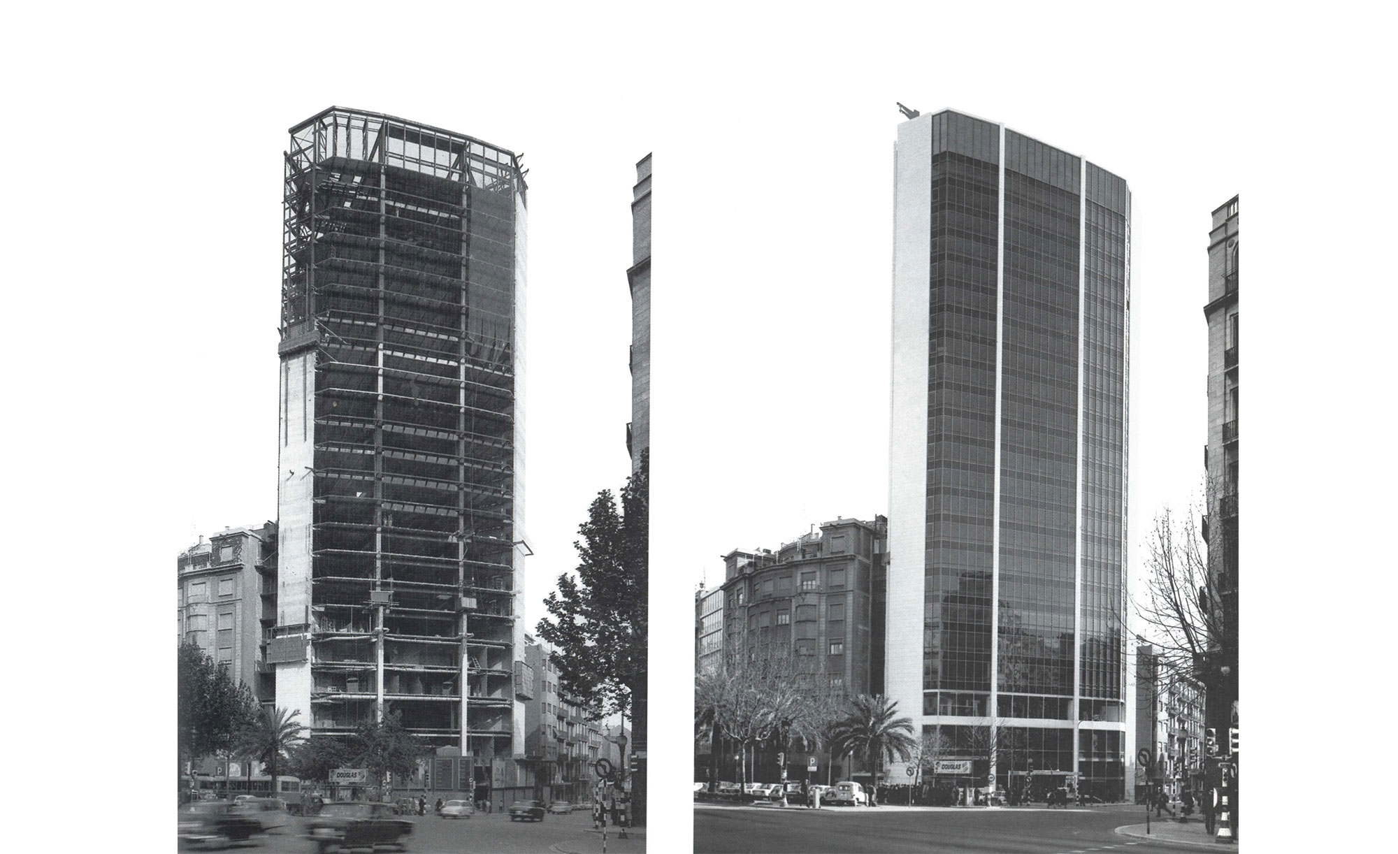 Remodelling of Banc Sabadell Tower in Barcelona