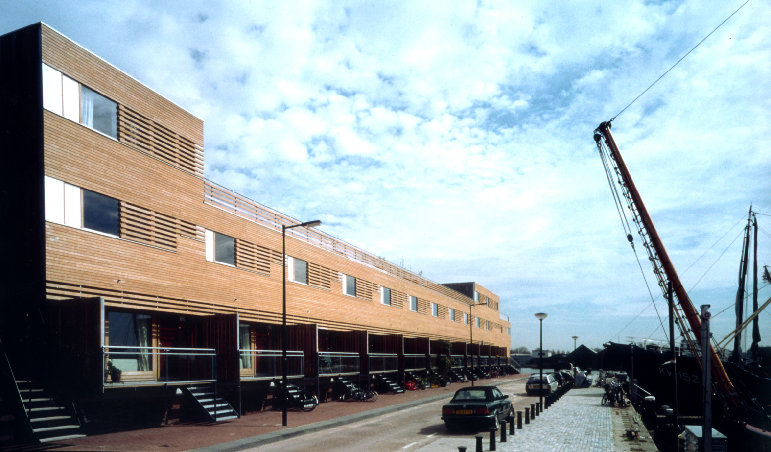 26 Housing units in Amsterdam, The Netherlands