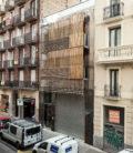 Residential building in Barcelona