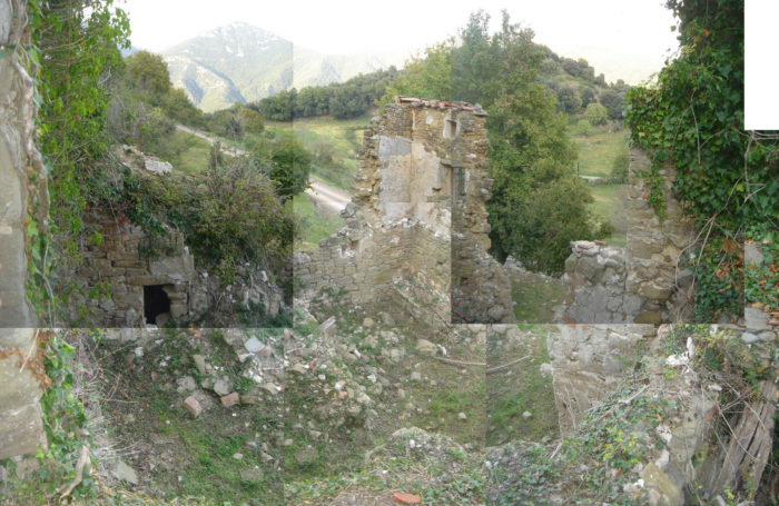 Reconstruction of an old country mansion in La Garrotxa, Girona