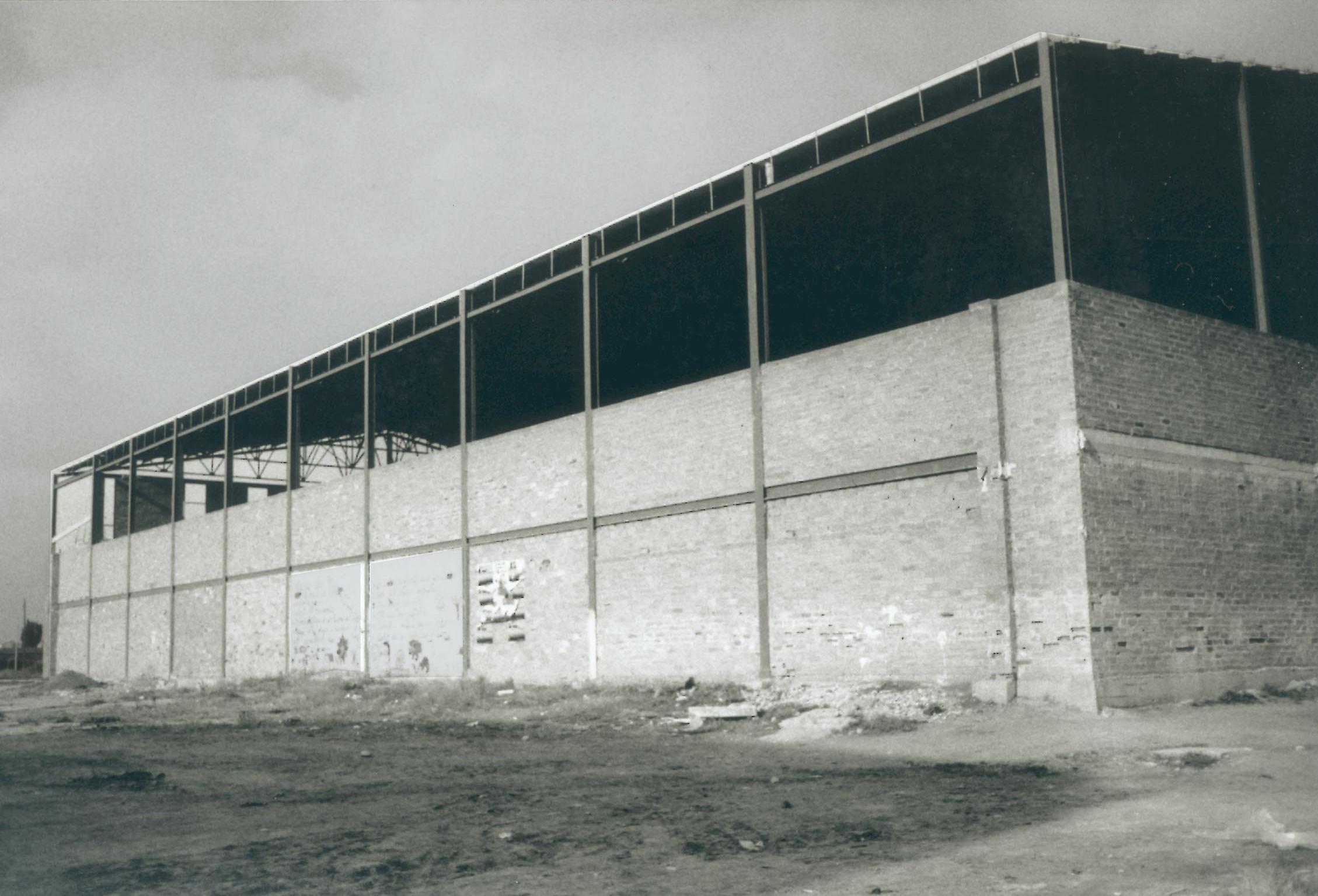 Pla d'en Boet sports complex in Mataró, Barcelona