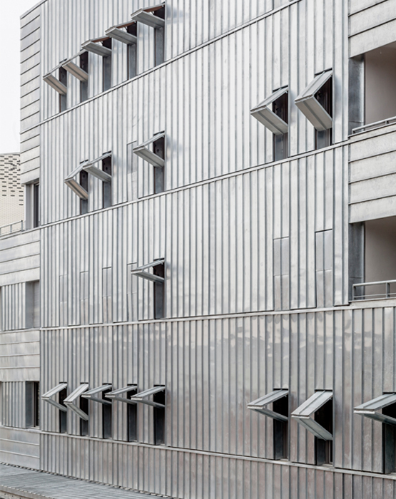 Materials: Dwellings in Toulouse
