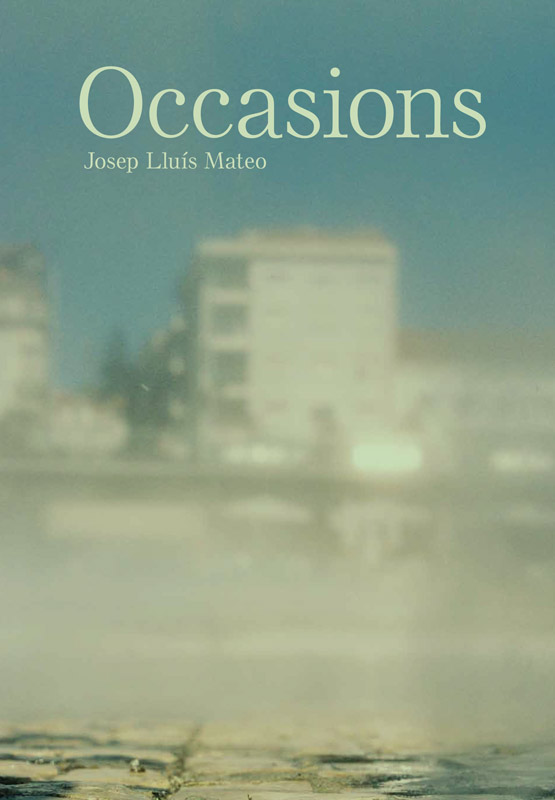 Occasions - book