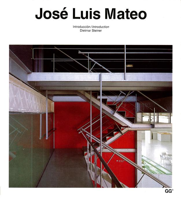 Jos luis mateo cat logos de arquitectura contempor nea for Arquitectura contemporanea