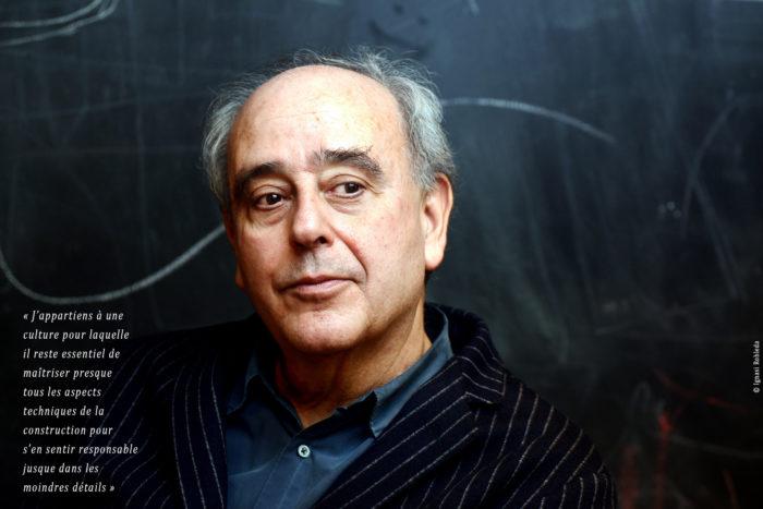 Entretien avec Josep Lluís Mateo