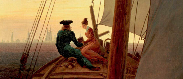 Josep Lluís Mateo journeys to German Romanticism