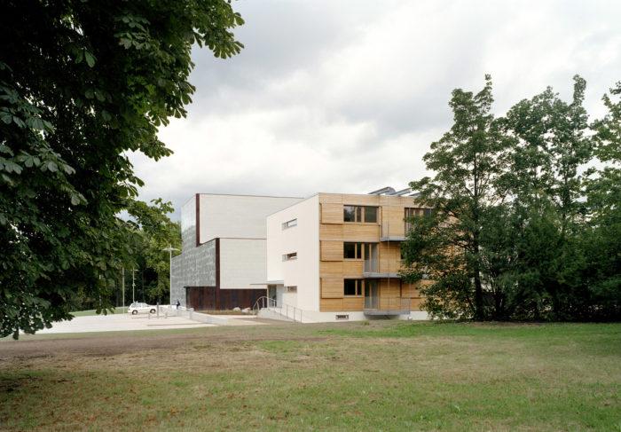 Housing in Chemnitz. (Unpublished)