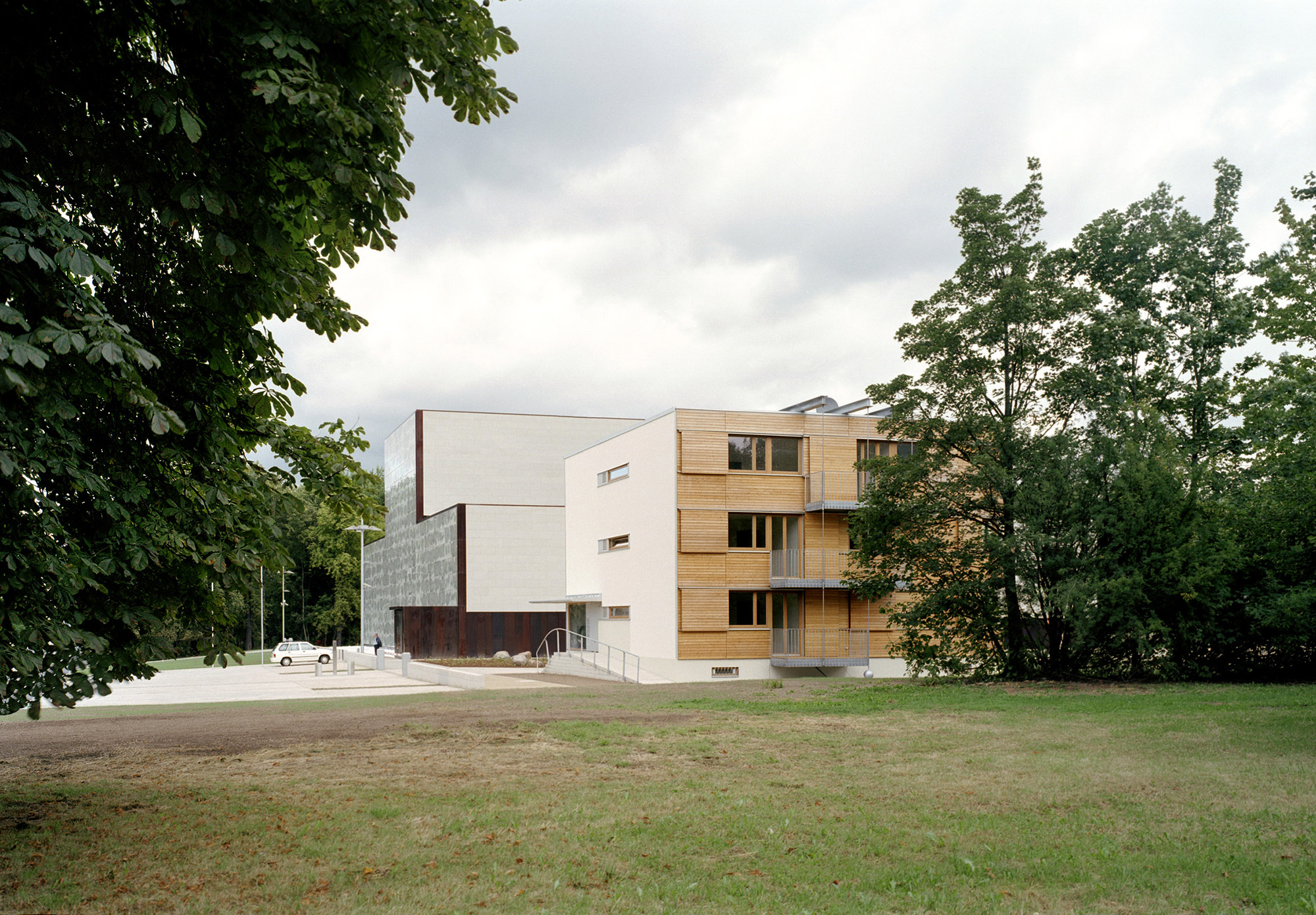Housing in Chemnitz. (Unpublished)