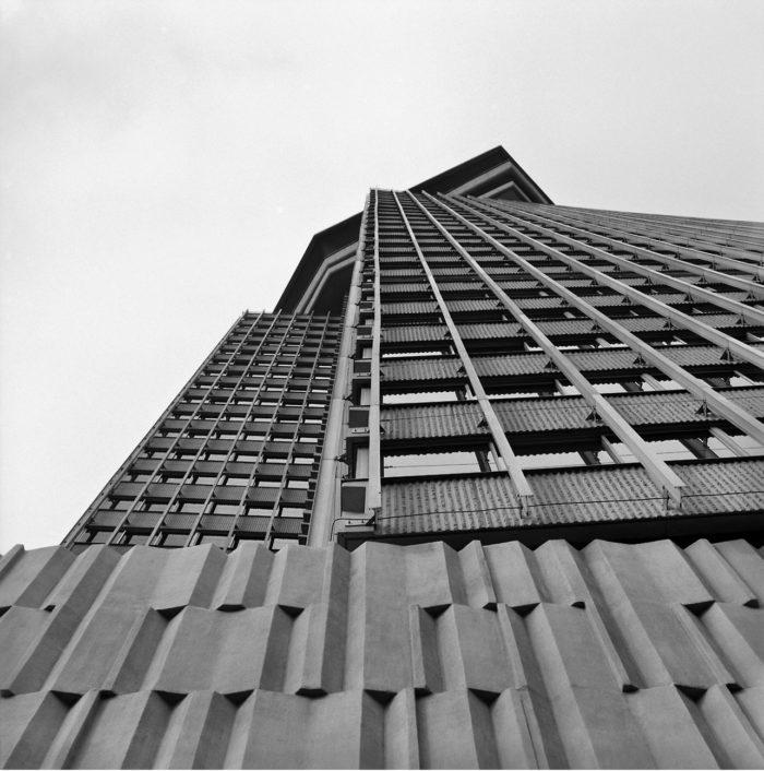 '60s Barcelona. New Brutalism