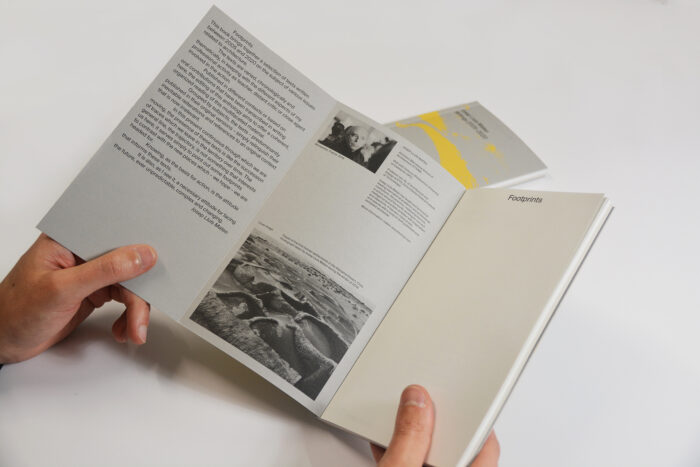 About Footprints. Josep Lluís Mateo. Writings 2005-2020